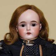 Collectible German doll Kestner, mold 166