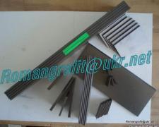 Графитовые пластины, лопатки, лопасти, ламели для вакуумных насоса