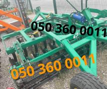 Harrow harvest Trailed 3200,disk Bellota