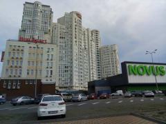 Квартира 3к - 129,6м2 в новом доме, Печерск, Киев