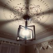 Loft handmade lamps