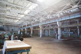 Rent premises for production or warehouse