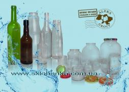 Selling glass containers, glass jars wholesale for canning