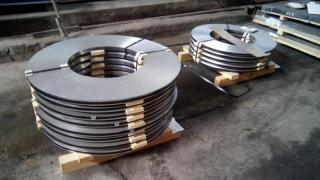 stainless steel: sheet, circle, hexagon, wire