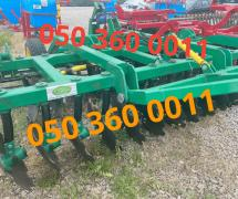 Trailed harrow harvest 3200 (disk Bellota)