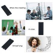 TS080 SK-892 Диктофон мини 8 ГБ цифровой аудио-рекордер MP3
