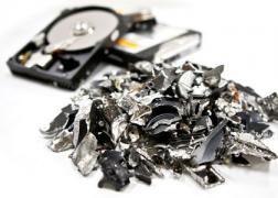 Знищення жорстких дисків